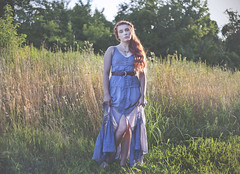 (sarajdsign) Tags: nature nyc staten island boho bohemian chic fashion braids redhair red head beauty sunset photo shoot