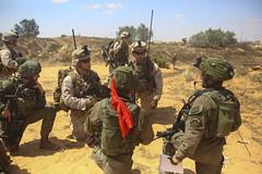 160718-M-KK554-058 (CNE CNA C6F) Tags: marinecorps marines 22ndmarineexpeditionaryunit 22ndmeu israel israeldefenseforces mout militaryoperationsinurbanterrain usssanantonio battalionlandingteam1stbattalion6thmarineregiment blt16 clb22 nobleshirley zeelimtrainingfacility