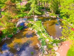 Garden (patkelley3) Tags: geneva illinois unitedstates us drone garden