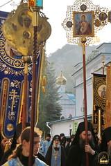 30. Meeting of the Svyatogorsk Icon of the Mother of God / Встреча Святогорской иконы в Лавре