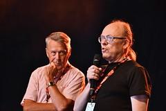 Matti Ahde ja Tipi Tuovinen kertovat TSL:n työväenmusiikkihankkeesta