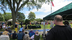 showmens rest. august 2016 (timp37) Tags: showmens rest august 2016 illinois forest park woodlawn cemetary clowns