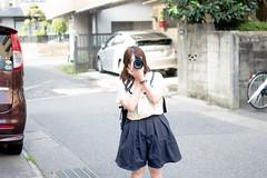 あやのちゃんとFUJIFILM (yukakophoto) Tags: ポートレート モデル 被写体 nikon 一眼レフ 妄想デート kagoshima