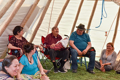 AAF_0685 (creehealth) Tags: natural birthing indigenous people teepee tipi eeyou istchee quebec james bay
