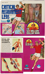 1977 Six Million Dollar Man Critical Assignment Legs (Tom Simpson) Tags: sixmilliondollarman 6milliondollarman vintage toys vintagetoys 1977 1970s leemajors steveaustin