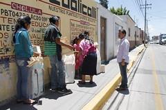 10 Poniente entre 5 de mayo y 3 norte (2) (Gobierno de Cholula) Tags: luisalbertoarriaga calles sanpedrocholulapuebla 2 y 10 poniente