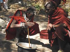 DSCN1257 (David Bygott) Tags: ngorongorocrater nca africa tanzania maasai misigiyo warrior moran olpul