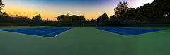 Well, a funny thing happened to these courts in the last few months! (beltz6) Tags: goleta tennis court tenniscourt tenniscourts