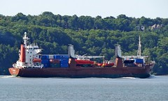 Umiavut (Jacques Trempe 2,400K hits - Merci-Thanks) Tags: quebec canada stefoy ship navire fleuve river stlaurent stlawrence cargo umiavut
