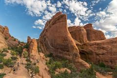 lookslikesharkfin (MRGVA) Tags: rockformations landscape park moab archesnationalpark sonya77ii sal1650