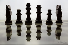 Alabaster chess (Giuseppe Cammino) Tags: alabaster bishops black challenge chess chessboard combat competition different entertainment game hobby individuality intelligence king knights leadership leisure moves one pawns pieces planning play queen recreation rooks skill strategic strategy tactical unique white roma lazio italy it