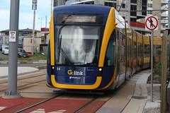 G:link 11/04/15 (Darcy Reynolds) Tags: tram lightrail bombardier goldcoast lrv lightrailvehicle glink gclr flexity2 goldcoastlightrail goldcoasttram gclightrail flexityii