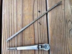 1800 wiper arm (rat_fink) Tags: volvo arm failure 1800 wiper trico p1800 windshieldwiper windscreenwiper wiperarm 2564819