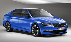 Skoda Superb RS