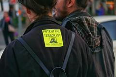 Mitten in Berlin: potentieller Terrorist