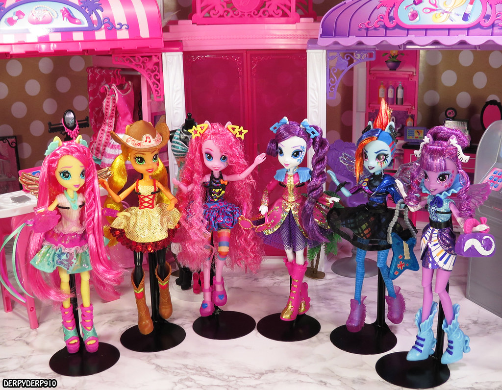 The Worlds Most Recently Posted Photos Of Brony And Girls - Rockin hairstyles dolls