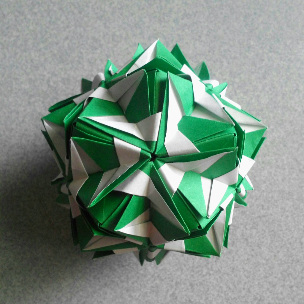 The World's Best Photos of origami and sonobe - Flickr ... - photo#39