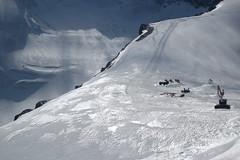 Mittelallalin (10) (menzelhd) Tags: schnee ski schweiz lift gletscher eis wintersport wallis valais saasfee skigebiet allalin mittelallalin