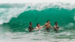 Black Rock 5.31.15 (airinnajera) Tags: ocean summer vacation 6 beach beautiful hawaii islands nikon paradise surf oahu no maui hawaiian summertime local blackrock bodyboard kaanapali d5100