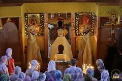 75. Patron Saint's day at All Saints Skete / Престольный праздник во Всехсвятском скиту