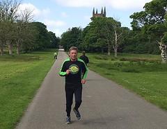 Geoff Smith (Tony Beyga) Tags: marathon runner geoffsmith olympian deysbrook bankfieldschool rnrliverpool