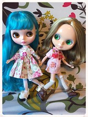Blythe a Day - June 12th. Left or Right.