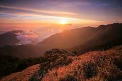 Mt. Hehuan (Cheng Yang, Chen) Tags: sunset taiwan    hehuansan