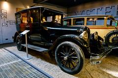 1922 Studebaker Special Six (The Adventurous Eye) Tags: classic car museum czech special studebaker 1922 veteran six muzeum esk nov bystice veternsk