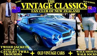 vintage classic fan  Nz 1