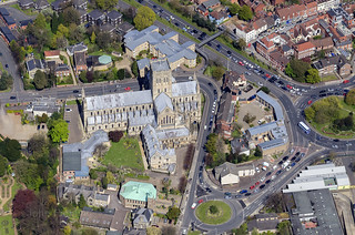 Norwich's Roman Catholic Cathedral - St John The Baptist
