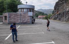 Nagorno-Karabakh Checkpoint (Kachangas) Tags: armenia nagorno karabakh nagoronokarabakh artsakh armenian stepanakert shushi shusha caucasus war conflict azeribaijan