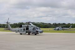 702, 703, Navy MH-60R Seahawk, HSM-74, Swamp Fox, North Myrtle Beach, South Carolina, Memorial Day 2016, (hondagl1800) Tags: navymh60rseahawk hsm74 swampfox northmyrtlebeach southcarolina memorialday2016 mh60r mh60rseahawk helicopter aircraft airplane militaryaircraft seahawk spring2016 navy usnavy helo