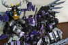 Please get off... (Jon..Hall) Tags: scale transformers oversized upgrade masterpiece shrapnel insecticon skywarp nerorex
