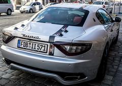 Maserati GranTurismo Coup (lavilyse) Tags: granturismo maseratigranturismo maserati maseratigt mcstradale maseratimcstradale