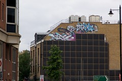 Nychos_Shoreditch01 (OliveTruxi) Tags: london londres nychos spray street streetart streetartlondon urban urbanart england