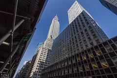 The Chrysler Building (MadMartigen) Tags: nyc newyork newyorkcity ny manhattan city cityscape chryslerbuilding