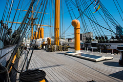 JUS_7535 (JusBrown) Tags: portsmouth historic dockyard mary rose maryrose hms warrior victory 2016