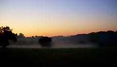 Il est 7 heure la Mayenne s'eveille (chrisspoirier53) Tags: mayenne brume brouillard lev de soleil levdesoleil