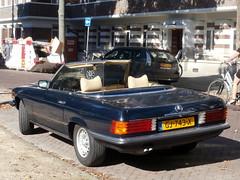 Mercedes-Benz 280 SL 1978 nr2105 (a.k.a. Ardy) Tags: gj743x softtop
