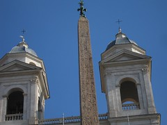 Italie - Rome (alainmuller) Tags: italie rome clocher obelisque