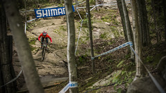 115 (phunkt.com™) Tags: uci dh downhill down hill mtb mountain bike world cup mont sainte anne canada velerium coupe de mode 2016 photos race phunkt phunktcom keith valentine