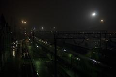 #1 (A.Shalaev) Tags: russia russianrailways 2015 ryazan snow night light november travel station