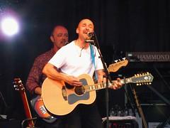 Lindisfarne - Bents Park, South Shields - South Tyneside Summer Festival 2016 (pab2000) Tags: lindisfarne bents park south shields tyneside summer festival live music gig concert