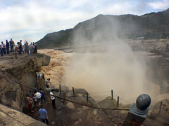 Hukou Waterfall, Shanxi