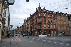 Heidelberg streets I (The Harry Manback) Tags: heidelberg bycicle car street