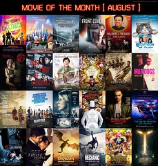 MOVIE OF THE MONTH [ AUGUST ]