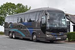 AA14ALS  Happy Als, Birkenhead (highlandreiver) Tags: aa14als aa14 als happy coaches birkenhead neoplan tourliner bus coach gretna green scotland scottish