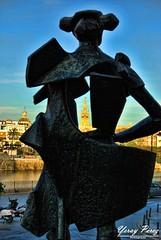 Sevilla, Juan Belmonte, Giralda (yeraypp1998) Tags: sevilla triana andalucia juan belmonte giralda estatua torero nikond60