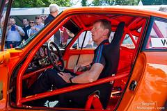 Porsche 934 RSR (belgian.motorsport) Tags: porsche 934 rsr walter rohrl röhrl roehrl classic days schloss dyck 2016 jagermeister jägermeister jaegermeister
