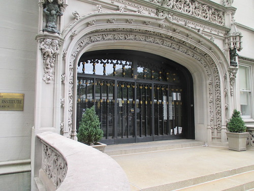 Front Door The Harry F Sinclair Oil Mansion 4685